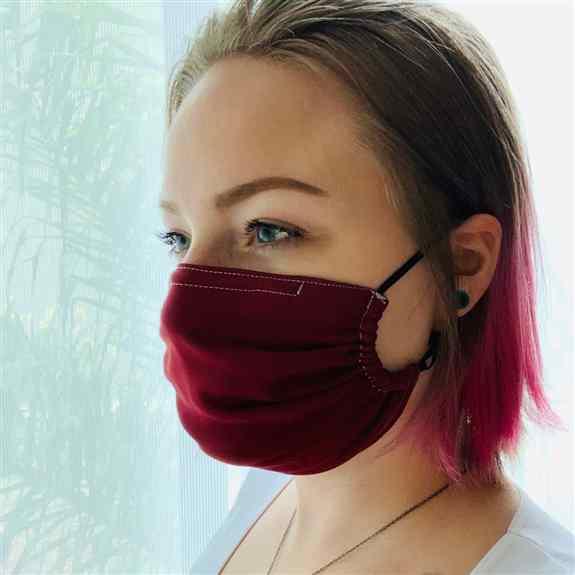 100% Bamboo Face Masks