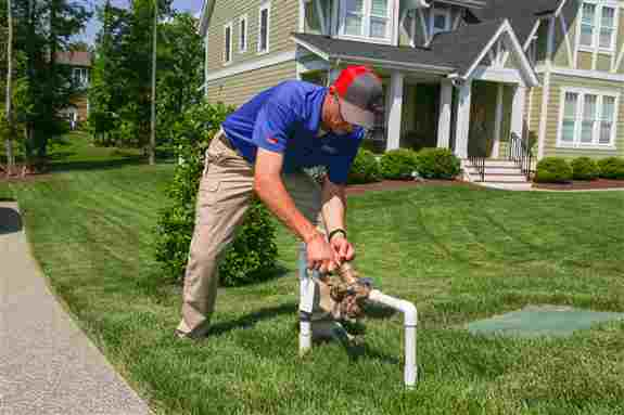 We will fully inspect and certify your backflow prevention device during start up as well.