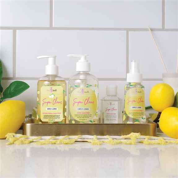 Supa' Clean product line