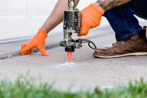 Concrete Lifting and Repair