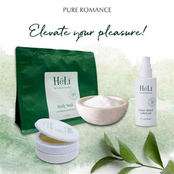 CBD products. Body Soak, Lubricant, Massage melt, & more.
