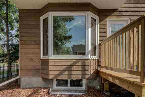 Open up your home with a bay window