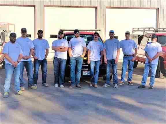 BlackHawk's Finest Install Crew!