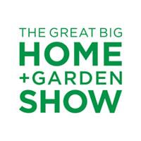 The Great Big Home + Garden Show logo