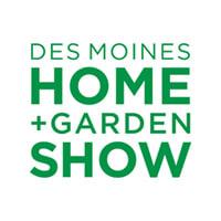 Des Moines Home + Garden Show logo