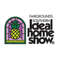 Fairgrounds Southern Ideal Home Show logo