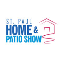 St. Paul Home + Patio Show logo