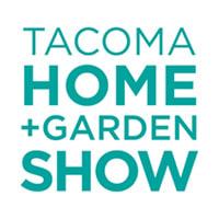 Tacoma Home + Garden Show logo