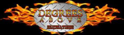 Degrees Above Fireplaces / Regency Fireplaces