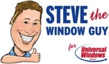 Steve the Window Guy for Universal Windows Direct