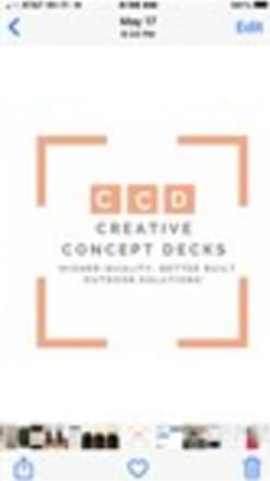 Creative Concept Decks LLC