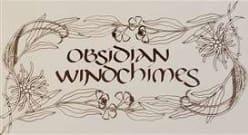 Obsidian Windchimes