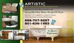 ARTISTIC BATH & KITCHEN REFINISHING