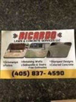 Ricardo Lawn & Concrete Services LLC