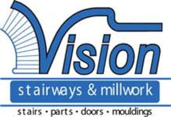 VISION STAIRWAYS and Millwork and Tango Doors