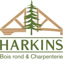 Harkins inc.- Bois rond & Charpenterie