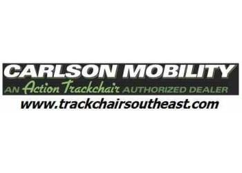 Carlson Mobility -- Action Trackchair distributor