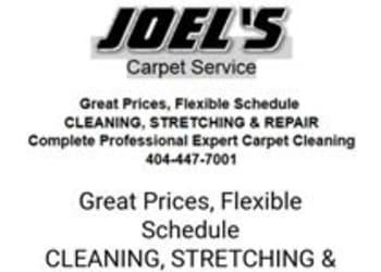 Joel's Carpet Service