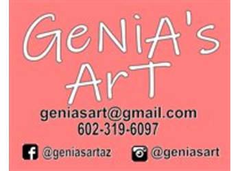 GENIA'S ART