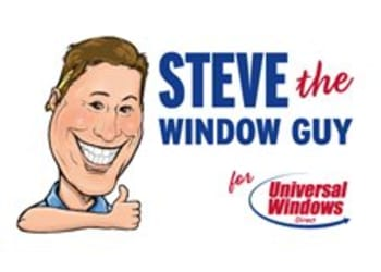 Steve the Window Guy for Universal Windows Direct