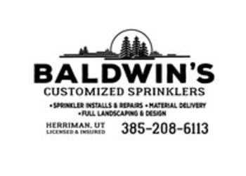 Baldwins Customized Sprinklers