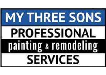 My Three Sons Painting