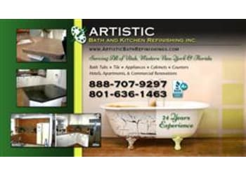ARTISTIC BATH & KITCHEN REFINISHING