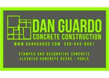 Dan Guardo Custom Concrete, Pools & Patios