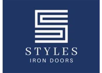 Styles Iron Doors