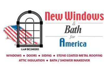 New Windows & Bath For America