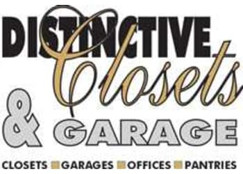 Distinctive Closets and Garage