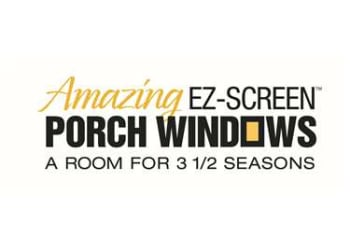 Amazing EZ Screen Porch Windows