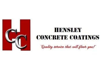 Hensley Concrete Coatings