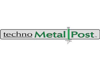 Techno Metal Post