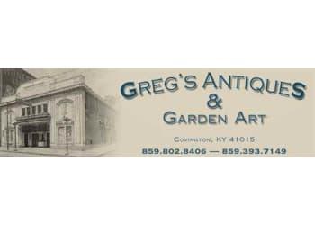 Greg's Antiques & Garden Iron