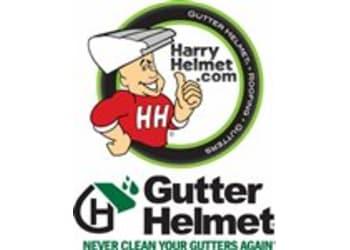 Gutter Helmet by Harry Helmet