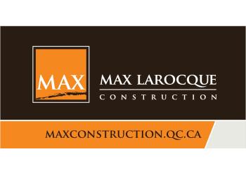 Les Constructions Max Larocque Inc.