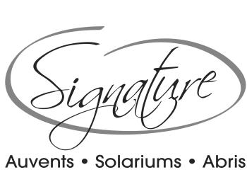 Auvents et Solariums Signature