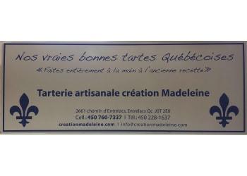 TARTERIE ARTISANALE CRÉATION MADELEINE