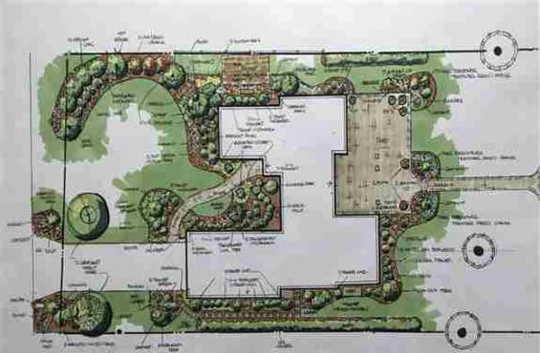 Imagine a landscape and hardscape plan done for your home that can be done all at once or in phases.<br />
