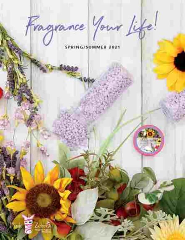 2021 Spring/Summer Catalog Cover