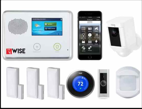 Home Automation Premium Package. Ask us about our value option for smart home security!