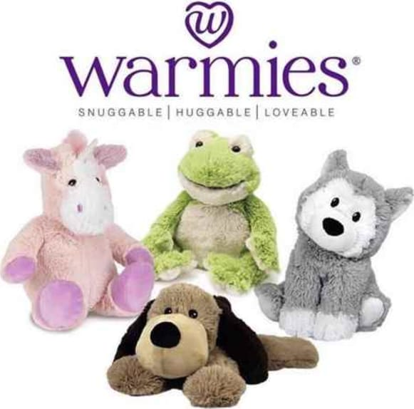 Warmies --How it all began at Posey & Jett's. While we specialize in carrying much of the available Warmies products, our company has grown so much since then!<br />Check us out at poseyandjetts.com