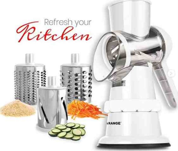 Sumo Slicer Rotary Grater