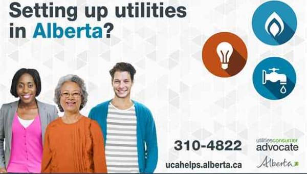 Setting up utilities in Alberta? You have a choice!