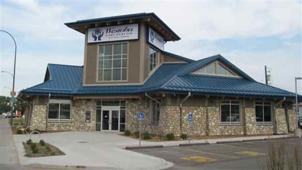 Westoba Credit Union, Portage Avenue location.