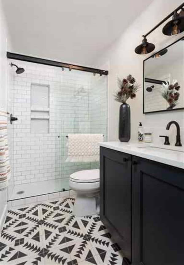 If you're in need of an updated bathroom, look no further! Bring us your vision, and we'll match it to our expertise and create a space everyone will love.