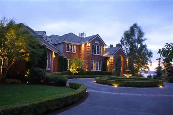 Landscape Lighting for your home or business