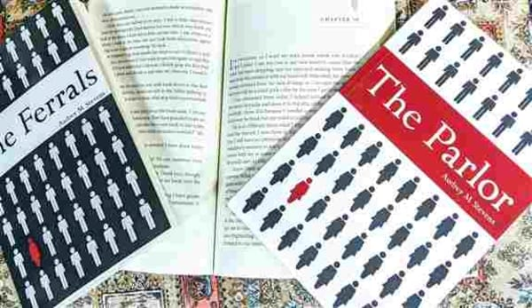 The Parlor Trilogy: The Parlor, The Ferrals, and The Hub