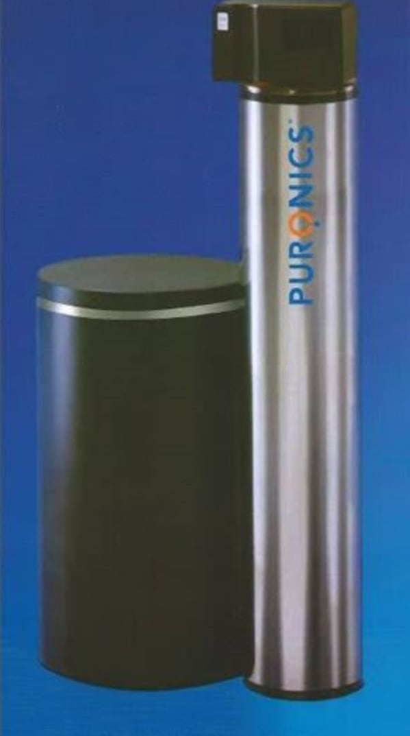 General Ionics Stainless Steel Whole <br />    Home Water Filtration System